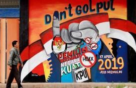LSI: Golput Berpotensi Rontokkan Jokowi-Ma'ruf, Prabowo-Sandi Diuntungkan