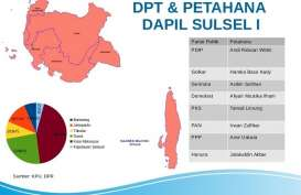 KENAL DAPIL : Medan Tarung Keluarga Yasin Limpo di Dapil Sulsel I