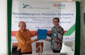BNI Syariah Gandeng Masgroup Biayai Perumahan di Bogor