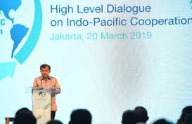 Bahas Konsep Indo-Pasifik, JK Dorong Penguatan Kerja Sama Maritim