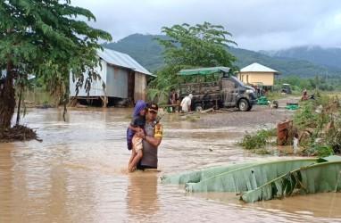 Trauma Bencana, 427 Warga Manggarai Barat Masih Mengungsi