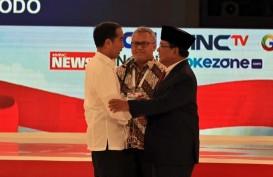 Kampanye Terbuka 24 Maret, Berikut Pembagian Zona Jokowi-Ma'ruf dan Prabowo-Sandi