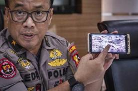 Densus 88 Antiteror Tangkap Terduga Teroris Abu Harkam