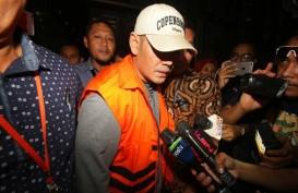 Fahmi Darmawansyah Suami Artis Inneke Koesherawati divonis3,5 Tahun Penjara