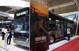 Busworld 2019 : Masih Andalkan Truk, Volvo Incar Penjualan Bus 700 Unit