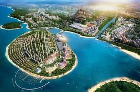 Hong Kong Anggarkan US$80 Miliar Bangun Pulau Buatan