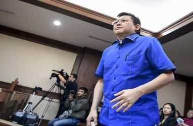 Lucas Divonis 7 Tahun Penjara dalam Kasus Perintangan Penyidikan Eddy Sindoro