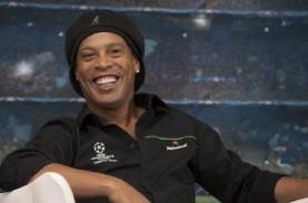 Ronaldinho Batal ke Jakabaring Palembang, Dipindah…