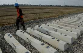 Jalur KA Makassar--Parepare Ditargetkan Tuntas 2023