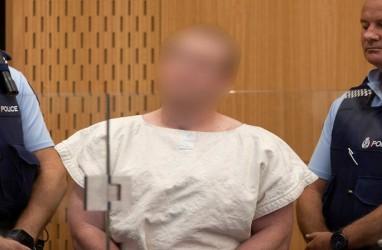 Intelijen Global Kumpulkan Data Brenton Tarrant, Pelaku Teror di Masjid Selandia Baru