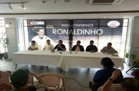 Ronaldinho Tour 2019 Batal di Jakabaring Palembang
