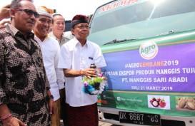 Bali Ekspor Perdana Salak Gula Pasir ke Kamboja