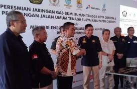 Lampu Jalan Tenaga Surya Terangi 28 Km Jalan di Cirebon