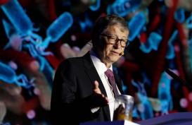 Kekayaan Tembus US$100 Miliar, Bill Gates Masuk Daftar Eksklusif Centibillionaire