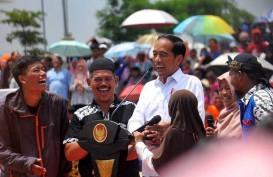Jokowi-Ma'ruf Intensifkan Kampanye Terbuka di Banten, Jabar, Jakarta