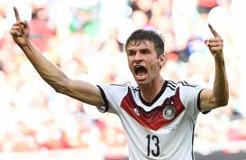 Tersingkir dari Timnas Jerman, Thomas Muller Tetap Menatap ke Depan