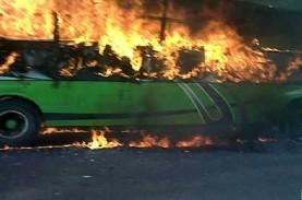 Ini Pemicu Sopir Bakar Bus Sekolah Berisi 51 Anak…