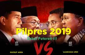 Beda Kampanye Terbuka Jokowi-Ma'ruf dan Prabowo-Sandi