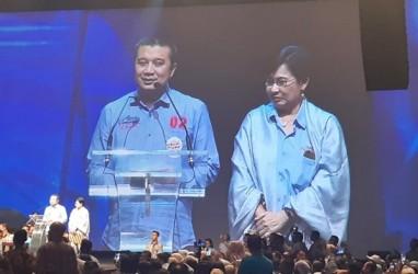Dukung Prabowo, Erwin Aksa : Hipmi Kepalanya Saja ke 01, Hatinya ke 02