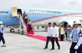 Kunker ke NTB, Presiden Jokowi Tinjau Pembangunan Rumah Tahan Gempa