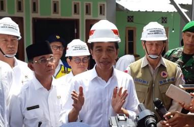 Pembangunan RTG di Lombok Terhambat, Ini yang Dilakukan Jokowi