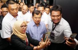 Wapres Jusuf Kalla Ungkapkan Hubungan Pertemanan dengan Presiden Jokowi