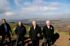 Suriah Bertekad Rebut Kembali Dataran Tinggi Golan…