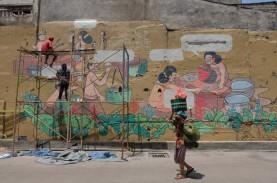 Jokowi : Pasar Badung Terbagus di Indonesia