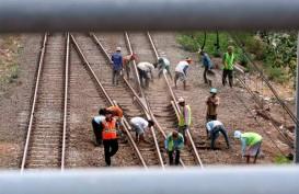 Jalur Kereta Pariaman-Naras Tuntas Direaktivasi