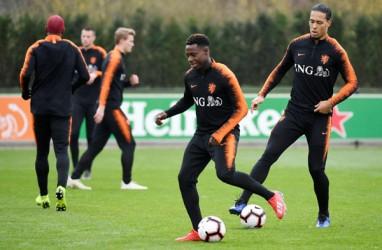 Kualifikasi Euro, Belanda Tak Remehkan Tim Baru Jerman