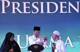 Pesan Santri untuk Jokowi : Ojo Nesu, Jangan Lupa Bahagia