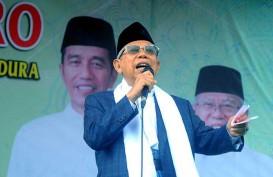 Ma'ruf Amin Mengaku Diminta Kalangan Ulama Dampingi Jokowi