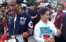 Jokowi Naik Sepeda Onthel, Jogja Gegap Gempita