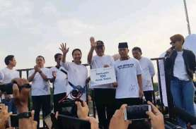 Rayakan HUT ke-21 BUMN, Menteri Rini Resmikan Jalan…
