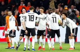 Hasil Kualifikasi Euro 2020, Jerman Taklukkan Belanda