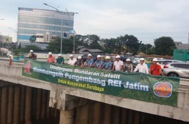 Underpass Bundaran Satelit Surabaya Segera Diserahkan ke Pemkot