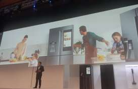 Samsung Perkenalkan Kulkas Pintar yang Serba Internet