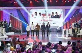 Survei Charta Politika : Elektabilitas Jokowi-Ma'ruf Masih Ungguli Prabowo-Sandiaga