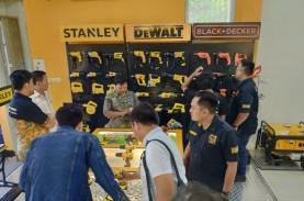 Stanley Black & Decker Buka Showroom di Semarang