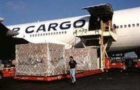 LOGISTIKOS : Potensi 'Semu' Bisnis Kargo Udara