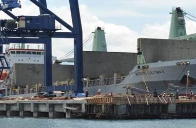 Kapal Berbobot 1.500 DWT Sudah Bisa Sandari Pelabuhan Mamuju