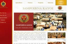 Sampoerna Kayoe Ajak Mitra Pemasok Berdonasi untuk Korban Bencana