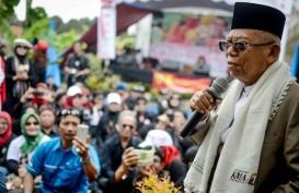 Ma'ruf Amin : Fatwa Golput Haram Dikeluarkan MUI pada 2014