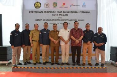Kementerian ESDM Genjot Penyaluran Jargas di Medan