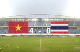 Piala Asia U23: Vietnam Hajar Thailand 4-0, ke Babak 16 Besar Sebagai Juara Grup. Ini Videonya