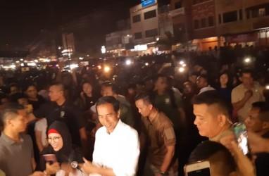 Kampanye ke Riau, Jokowi Fokus di Kampar dan Pekanbaru