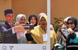 TKN Kampanye Hologram Buat Generasi Muda Dukung Jokowi-Ma'ruf