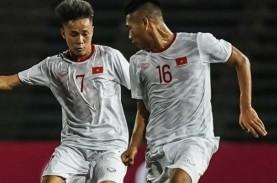 Piala Asia U23 : Vietnam Juara Grup K, Indonesia Urutan…