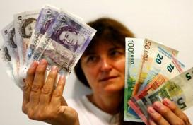 KABAR GLOBAL: Laju Ekonomi Kian Berat, Pound Sterling Galau