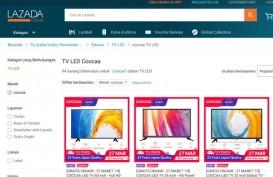 Smart TV Android Coocaa Dijual di Lazada